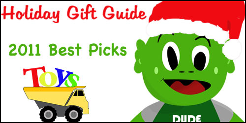 CuteMonster 2011 Holiday Gift Guide: Toys