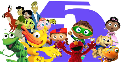 Top 5 Educational Online Shows Your Kids Will Love - CuteMonster.com