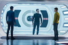 spock, kirck, khan