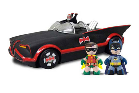 """""""Holy Cool Caped Crusaders Toy Batman!"""""""