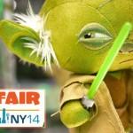 2014 NY Toy Fair Yoda
