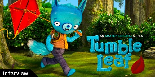 Tumble Leaf Amazon Studios