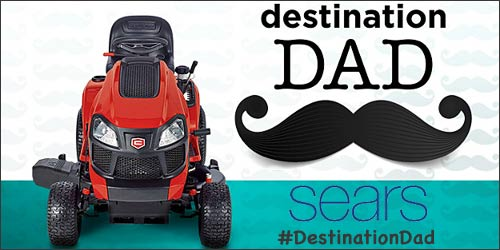 Sears Destination Dad