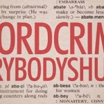 "Weird Al ""Word Crimes"""