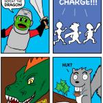 CuteMonster Web Comic #1