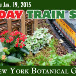 2014 NYBG Holiday Train Show