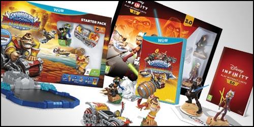 Skylanders Superchargers Disney Infinity