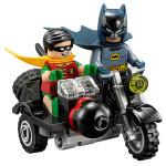 Classic Batman Batcycle LEGO