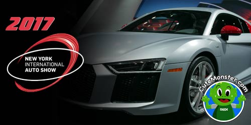 2017 NY Auto Show